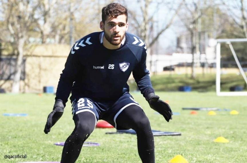 Quilmes comenzó la semana con los dos futbolistas recuperados de COVID
