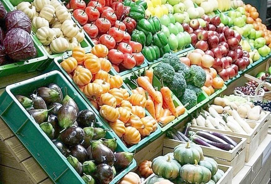 Berazategui publicó el listado de precios máximos sugeridos en frutas y verduras
