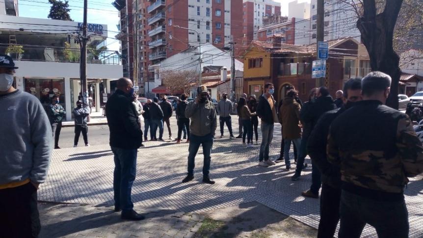 Gastron�micos de Quilmes reclamaron aperturas con protocolos para evitar m�s cierres