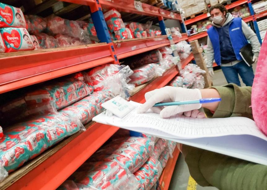 Berazategui: M�s de 1.740 inspecciones comerciales desde marzo