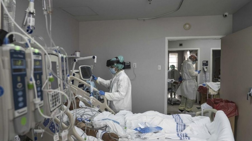 Confirmaron 185 muertes y 11.892 contagiados en las �ltimas 24 horas