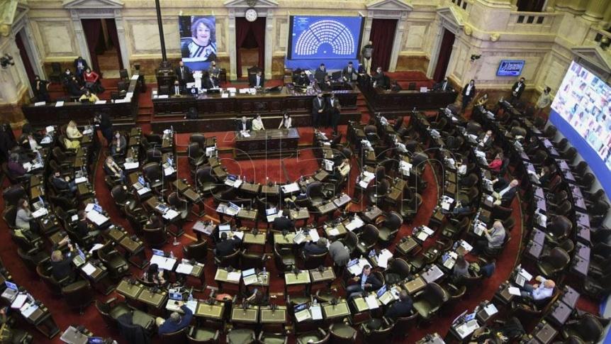 Diputados emitirá dictamen la próxima semana sobre aporte de grandes fortunas