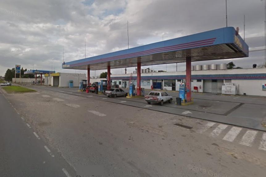 Dos aprehendidos por intento de robo en estaci�n de servicio abandonada de Solano
