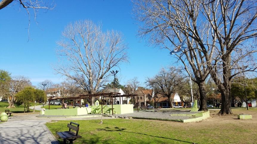 Barrio Parque Bernal una peque�a ciudad jard�n