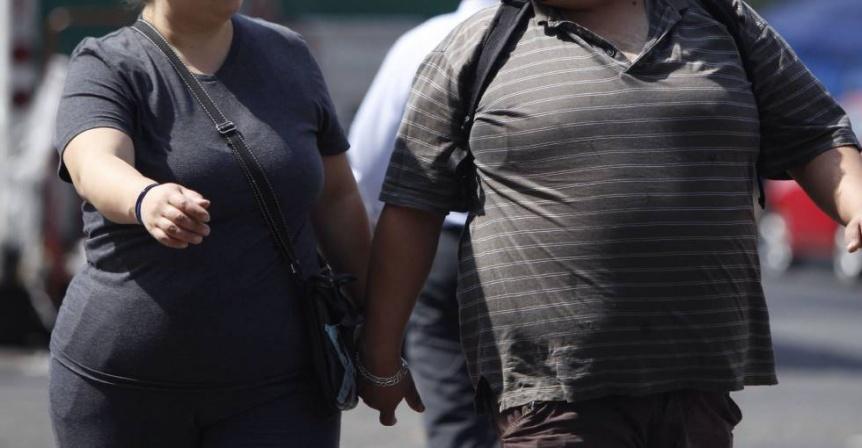 Las personas con obesidad están entre los grupos de riesgo de contagio de coronavirus