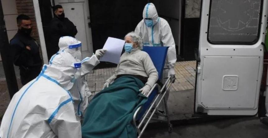 Murió uno de los residentes del geriátrico de Lanús