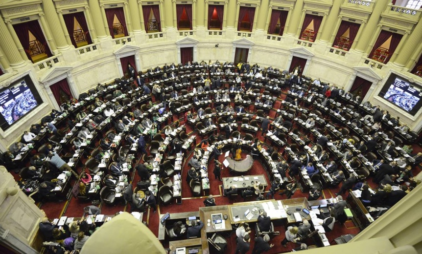 Diputados: Podrían tratar en forma conjunta el Aporte Solidario y el Presupuesto