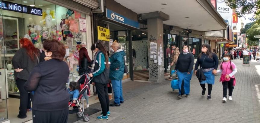 La evolución de la pandemia en la ciudad de Quilmes
