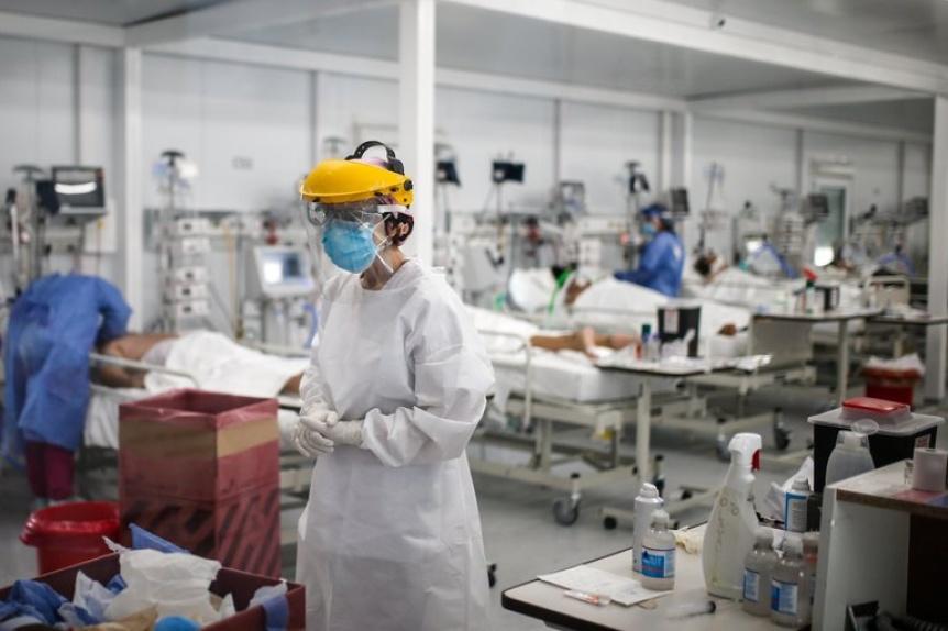 Confirmaron 357 muertes y 12.414 nuevos contagios en las �ltimas 24 horas