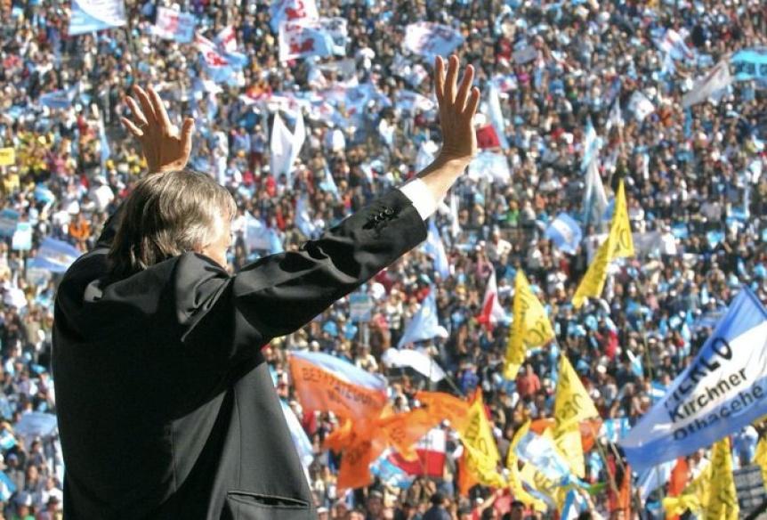 """""""Que la lealtad a las convicciones, al pueblo y a la Patria sigan inalterables"""""""