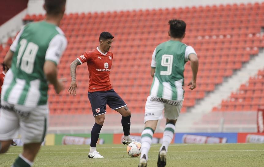 En el segundo partido tambi�n fue victoria de Banfield ante Independiente