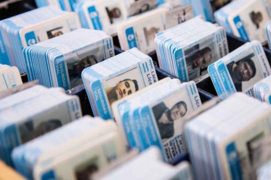 Los vencimientos de las licencias de conducir se prorrogan por un a�o