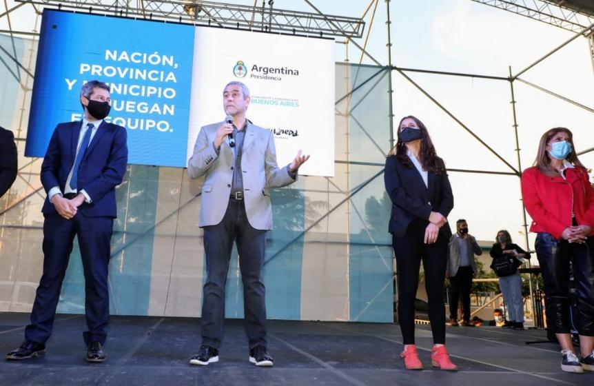 Avellaneda invertir� casi $900 millones en su plan de infraestructura deportiva