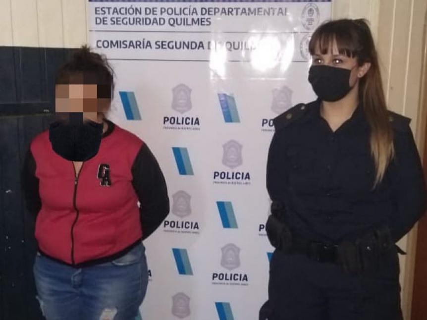 Cay� una mujer que habr�a participado del crimen de un joven en Villa Azul