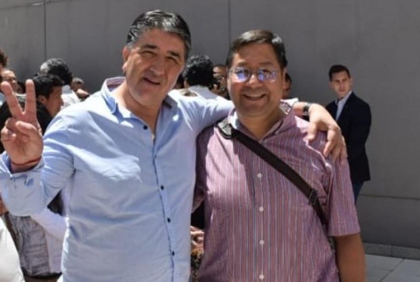 ATE expres� su felicitaci�n al MAS por el resultado electoral en Bolivia