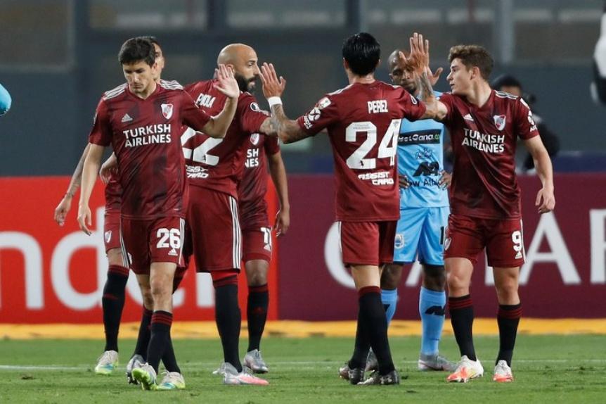 River buscar� ganarle a Liga de Quito para adjudicarse el Grupo D