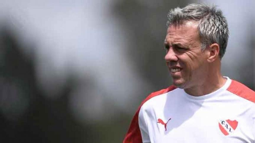 Pusineri prepara el equipo para jugar ante Atlético Tucumán