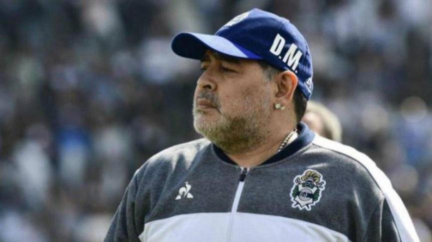 """La UNCB Lanús propone llamar """"Diego Maradona"""" a la calle donde nació"""