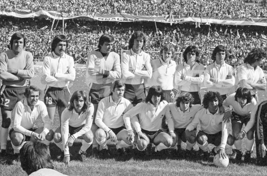 Se cumplen 42 años del campeonato logrado en Rosario