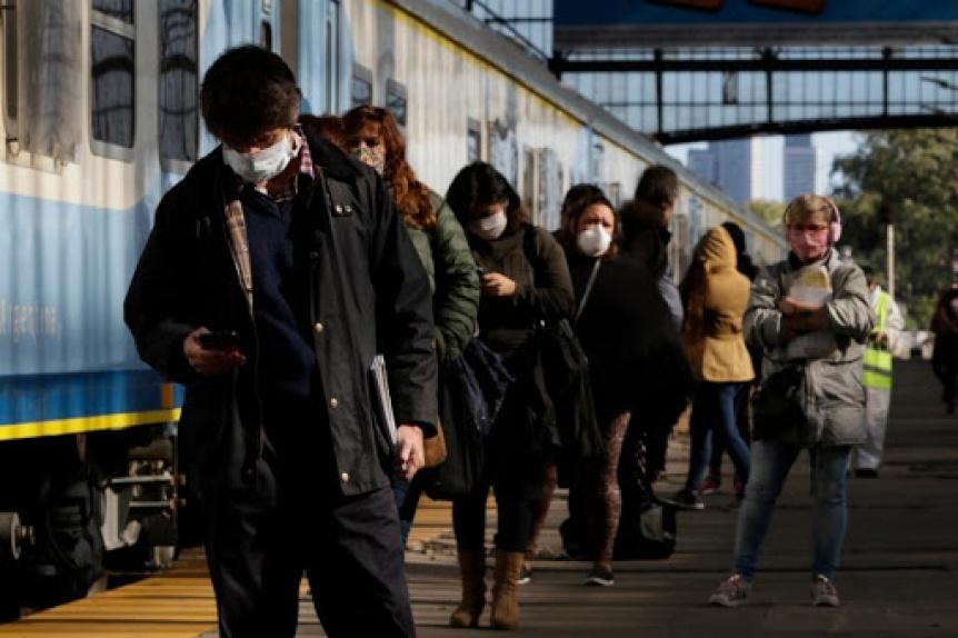 Confirmaron 7.893 contagios nuevos y 292 fallecidos en las �ltimas 24 horas