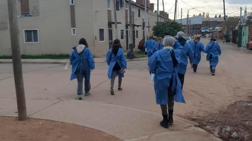 Panorama diario de los contagios en municipios de la región