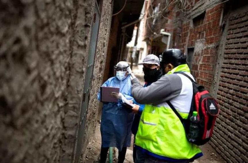 Escenario de la pandemia en los municipios de la regi�n