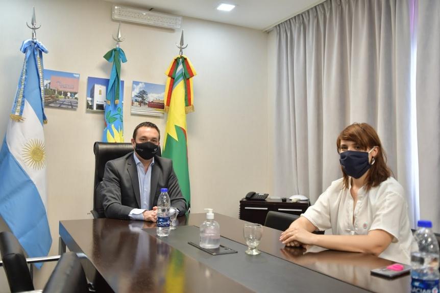 Proyectan la creación de un nuevo Centro de Formación Laboral en Varela
