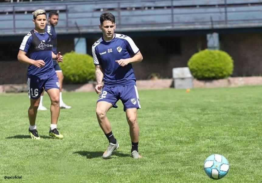QAC visita a Santamarina en su debut en la nueva Primera Nacional
