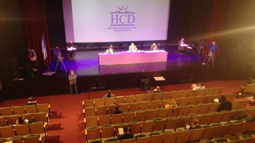 El Concejo Deliberante de Quilmes tratará varios temas calientes