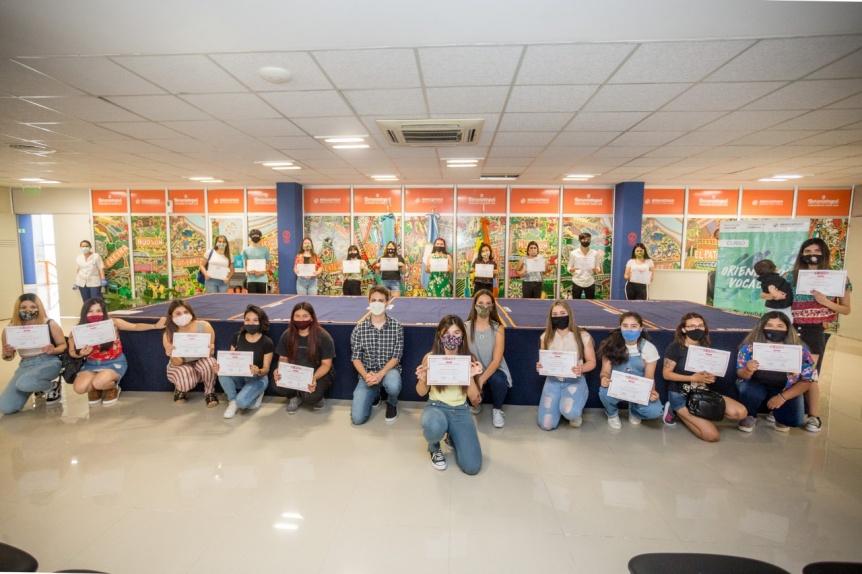 Entregaron los diplomas del curso de Orientaci�n Vocacional 2020