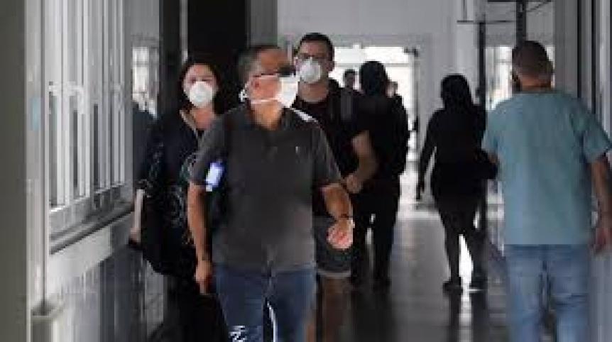 Los casos de coronavirus volvieron a subir en toda la región