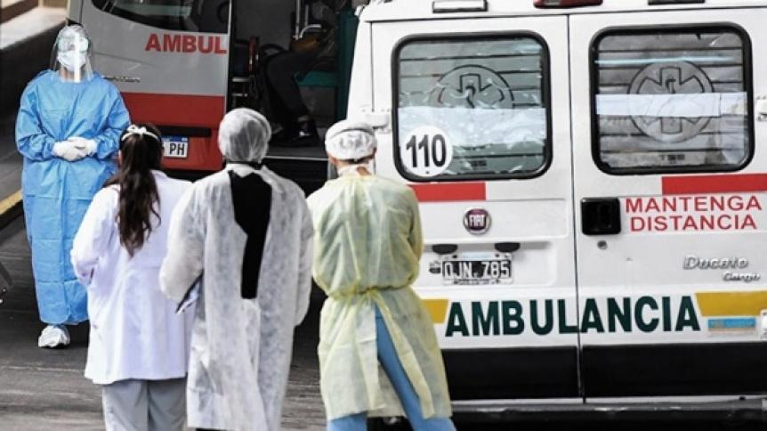 Confirmaron 7.808 nuevos contagios y 78 muertes en las últimas 24 horas