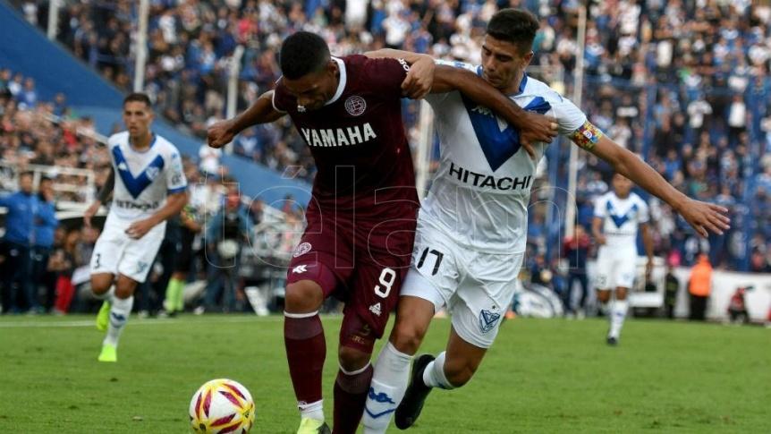 En la Fortaleza Granate, Lanús y Vélez definen el primer finalista