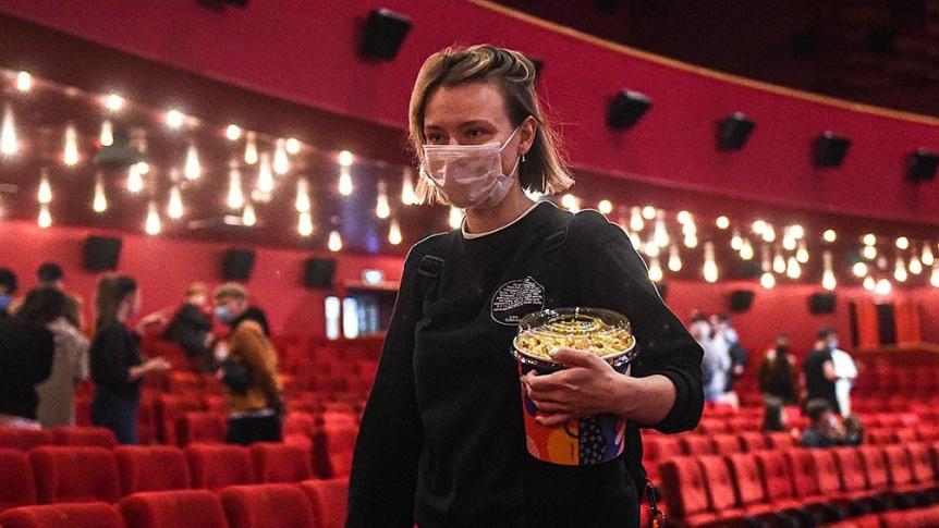 Acordaron el protocolo para la reapertura de los cines