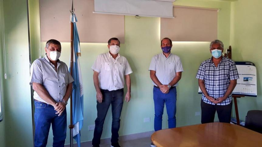 Autoridades analizan y promueven el Plan Provincial Buenos Aires Vacunate