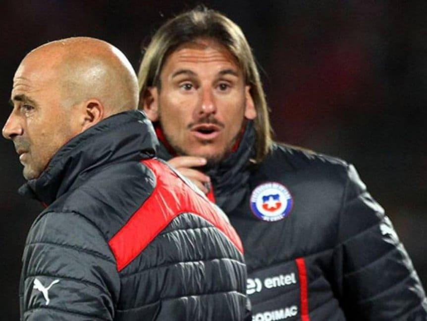 Sebastián Beccacece fue tentado para dirigir la Roja