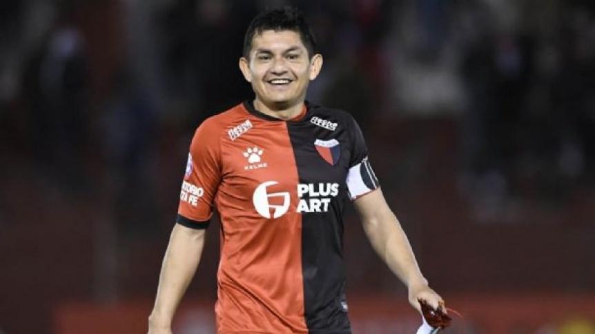 Luis Rodríguez se va de Colón y lo ofrecieron a Independiente