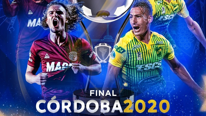 Defensa y Justicia-Lanús jugarán la final en el estadio Mario Alberto Kempes